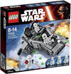 LEGO Set-First Order Snowspeeder-Star Wars / Star Wars Episode 7-75100-1-Creative Brick Builders
