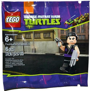 LEGO Set-Flashback Shredder (Polybag)-Teenage Mutant Ninja Turtles-5002127-1-Creative Brick Builders