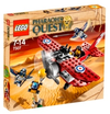 LEGO Set-Flying Mummy Attack-Pharaoh's Quest-7307-1-Creative Brick Builders