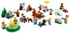 LEGO Set-Fun in the park - City People Pack-Town / City / Recreation-60134-1-Creative Brick Builders