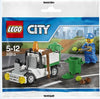 LEGO Set-Garbage Truck (Polybag)-Town / City / Traffic-30313-1-Creative Brick Builders