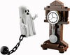 LEGO Set-Ghost and Clock (Polybag)-Monster Fighters-30201-1-Creative Brick Builders