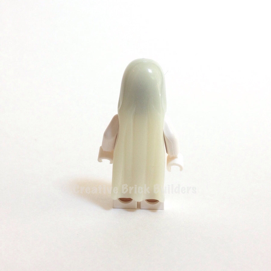LEGO Minifigure-Ghost with White Legs-(Minifigure: Other)-GEN012-Creative Brick Builders