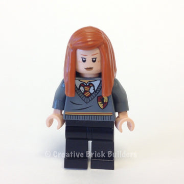 Ginny Weasley, Gryffindor Stripe and Shield Torso, Black Legs