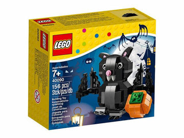 LEGO Set-Halloween Bat-Holiday / Halloween-40090-1-Creative Brick Builders