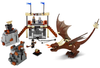 LEGO Set-Harry and the Hungarian Horntail-Harry Potter / Goblet of Fire-4767-4-Creative Brick Builders