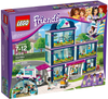 LEGO Set-Heartlake Hospital-Friends-41318-1-Creative Brick Builders