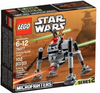 LEGO Set-Homing Spider Droid (2015)-Star Wars / Star Wars Microfighters Series 2 / Star Wars Episode 2-75077-1-Creative Brick Builders
