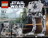 LEGO Set-Imperial AT-ST - UCS-Star Wars / Ultimate Collector Series / Star Wars Episode 4/5/6-10174-1-Creative Brick Builders