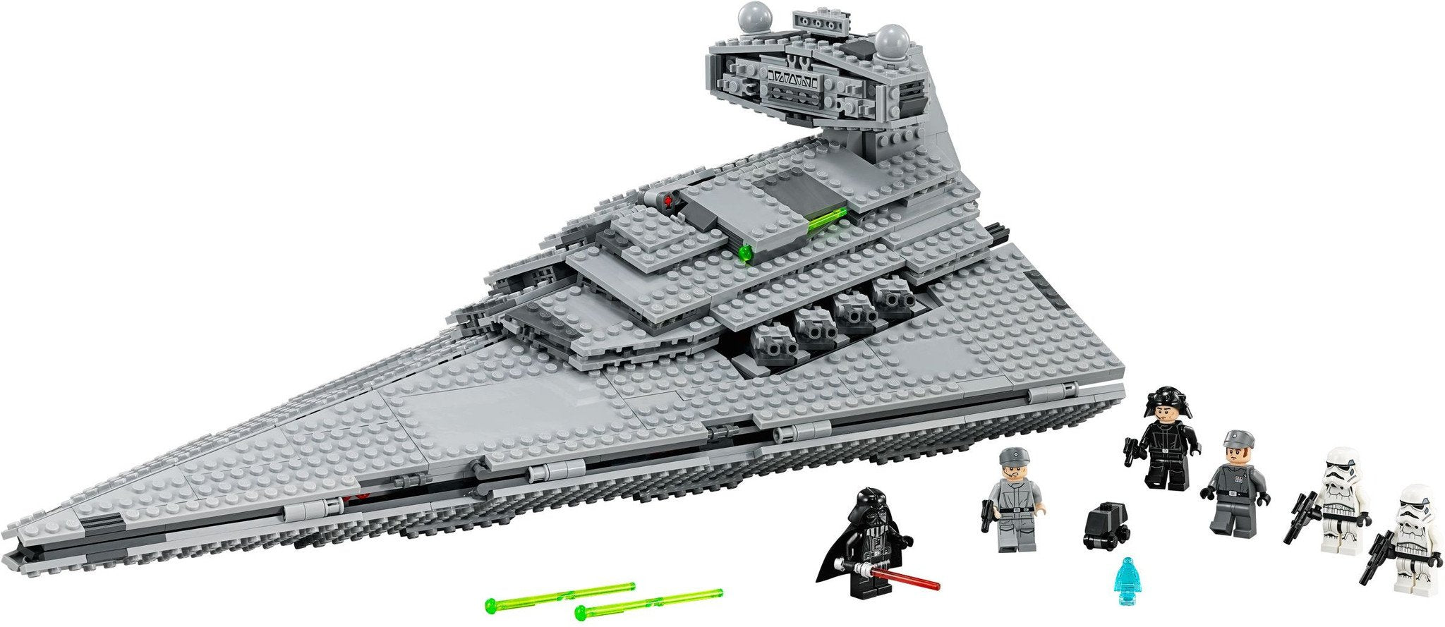 Imperial Star Destroyer Creative Brick Builders