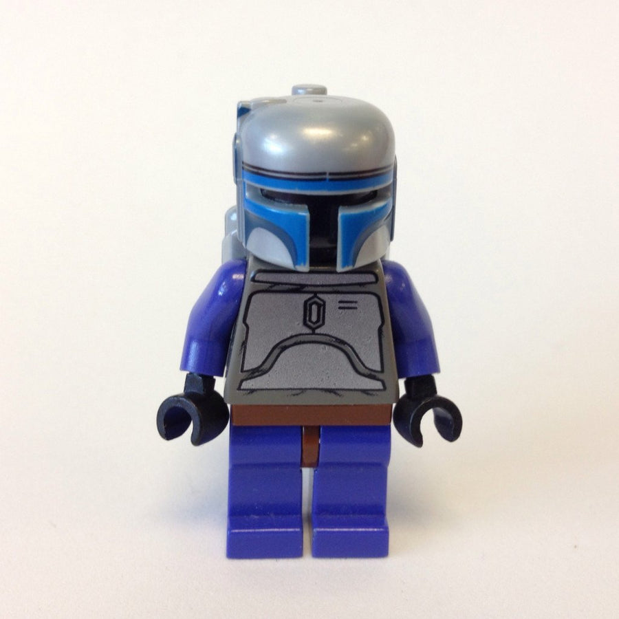 LEGO Minifigure-Jango Fett-Star Wars / Star Wars Episode 2-SW053-Creative Brick Builders