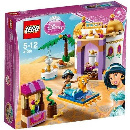 LEGO Set-Jasmine's Exotic Palace-Disney Princess-41061-1-Creative Brick Builders