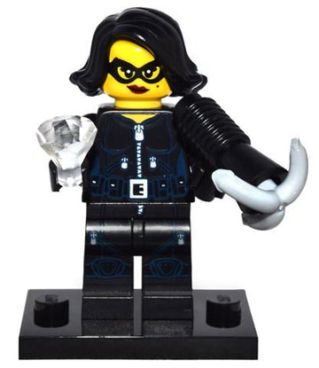 LEGO Minifigure-Jewel Thief-Collectible Minifigures / Series 15-COL15-15-Creative Brick Builders