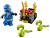 LEGO Set-Jumping Snakes (Polybag)-Ninjago-30085-1-Creative Brick Builders