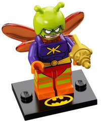 Lego Mini figure The Batman Movie Series 2 Killer Moth