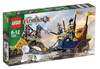 LEGO Set-King's Battle Chariot-Castle / Fantasy Era-7078-1-Creative Brick Builders