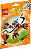 LEGO Set-Kraw - Series 2-Mixels-41515-1-Creative Brick Builders