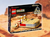 LEGO Set-Landspeeder-Star Wars / Star Wars Episode 4/5/6-7110-1-Creative Brick Builders