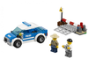 LEGO Set-Lego Patrol Car-Town / City / Police-4436-1-Creative Brick Builders