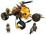 LEGO Set-Lennox' Lion Attack-Legends of Chima-70002-4-Creative Brick Builders