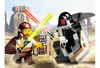 LEGO Set-Lightsaber Duel-Star Wars / Star Wars Episode 1-7101-1-Creative Brick Builders