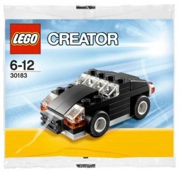 LEGO Set-Little Car (Polybag)-Creator / Basic Model / Traffic-30183-1-Creative Brick Builders