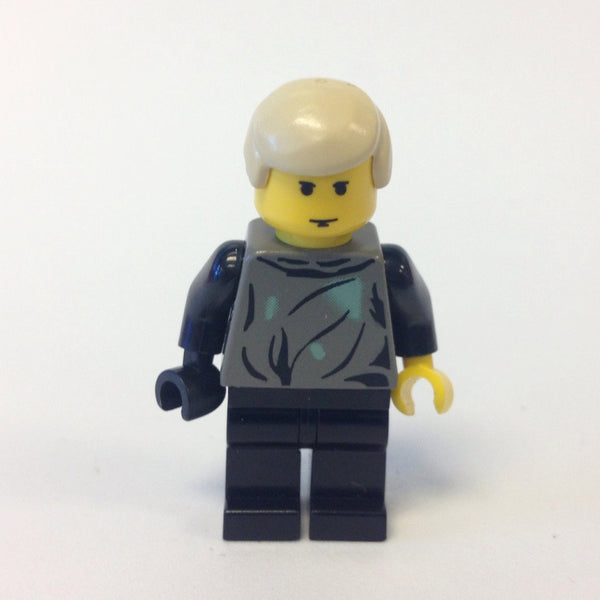 LEGO Minifigure-Luke Skywalker (Endor)-Star Wars / Star Wars Episode 4/5/6-SW018-Creative Brick Builders