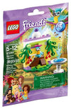 LEGO Set-Macaw's Fountain (Polybag)-Friends-41044-1-Creative Brick Builders