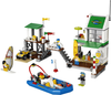 LEGO Set-Marina-Town / City / Harbor-4644-4-Creative Brick Builders