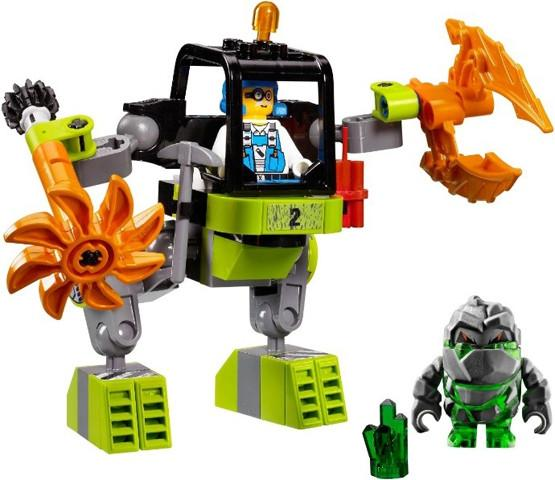 LEGO Set-Mine Mech-Power Miners-8957-4-Creative Brick Builders
