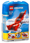 LEGO Set-Mini Jet-Creator / Basic Model / Airport-6741-1-Creative Brick Builders