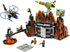 LEGO Set-Mission 8: Volcano Base-Agents-8637-1-Creative Brick Builders