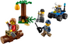LEGO Set-Mountain Fugitives-City / Mountain Police-60171-1-Creative Brick Builders