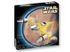 LEGO Set-Naboo Starfighter - UCS-Star Wars / Ultimate Collector Series / Star Wars Episode 1-10026-1-Creative Brick Builders