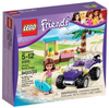 LEGO Set-OliviaÆ€™??s Beach Buggy-Friends-41010-4-Creative Brick Builders