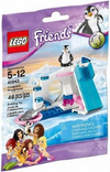 LEGO Set-Penguin's Playground-Friends-41043-1-Creative Brick Builders
