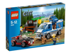LEGO Set-Police Dog Van-Town / City / Police-4441-1-Creative Brick Builders