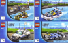 LEGO Set-Police Patrol-Town / City / Police-60045-1-Creative Brick Builders