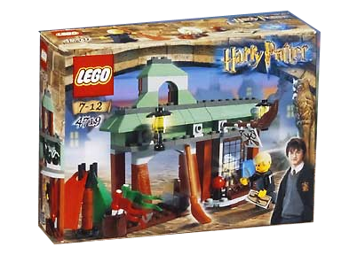 LEGO Set-Quality Quidditch Supplies-Harry Potter / Chamber of Secrets-4719-1-Creative Brick Builders