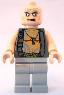 LEGO Minifigure-Quartermaster Zombie-Pirates of the Caribbean-poc022-Creative Brick Builders