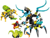 LEGO Set-QUEEN Beast vs. FURNO, EVO & STORMER-Hero Factory / Villains-44029-1-Creative Brick Builders