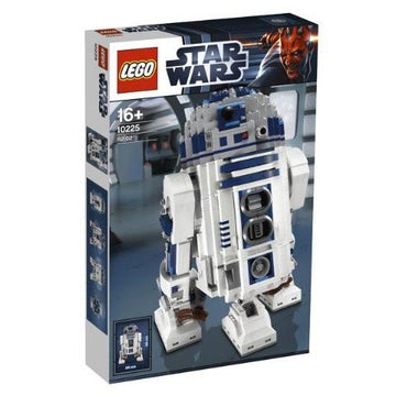 LEGO Set-R2-D2 (UCS)-Star Wars / Ultimate Collector Series / Star Wars Episode 4/5/6-10225-3-Creative Brick Builders