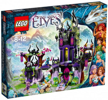 LEGO Set-Ragana's Magic Shadow Castle-Elves-41180-1-Creative Brick Builders