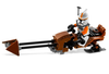 LEGO Set-Republic Attack Gunship-Star Wars / Star Wars Clone Wars-7676-1-Creative Brick Builders