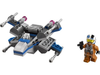 LEGO Set-Resistance X-Wing Fighter-Star Wars / Star Wars Microfighters Series 3 / Star Wars Episode 7-75125-4-Creative Brick Builders