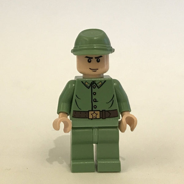 LEGO Minifigure-Russian Guard 2-Indiana Jones / Kingdom of the Crystal Skull-IAJ017-Creative Brick Builders