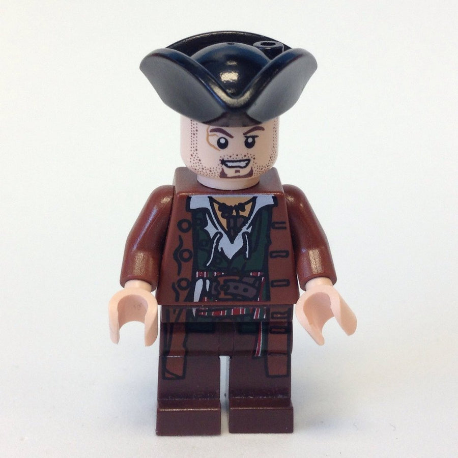 LEGO Minifigure-Scrum-Pirates of the Caribbean-poc023-Creative Brick Builders