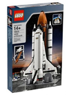 LEGO Set-Shuttle Expedition-Sculptures-10231-1-Creative Brick Builders