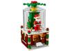 LEGO Set-Snowglobe-Holiday / Christmas-40223-1-Creative Brick Builders
