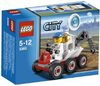 LEGO Set-Space Moon Buggy-Town / City / Space Port-3365-1-Creative Brick Builders